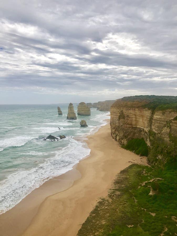 VÃctory - Australie images libres de droits