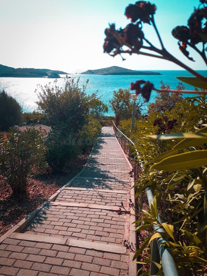väg för ‹för †för havs fotografering för bildbyråer