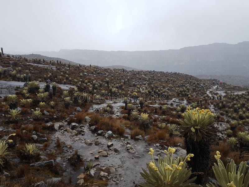 väg för kullliggandeberg till arkivfoton