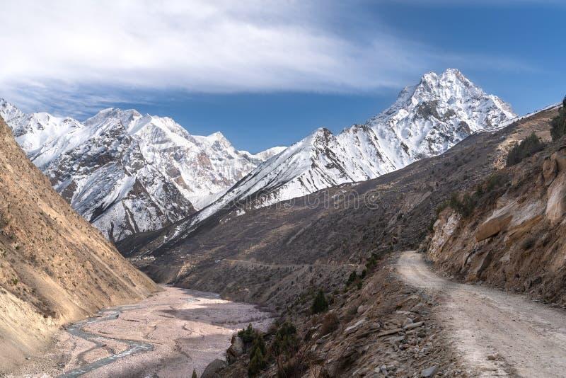 Vägen till den kinesiska boarderen arkivbilder