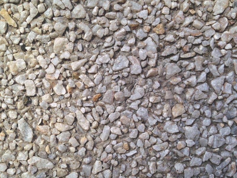 vägg av att smula stenar arkivfoton