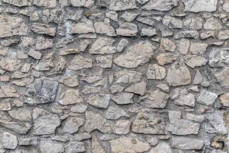 Vägg av stenar royaltyfria bilder