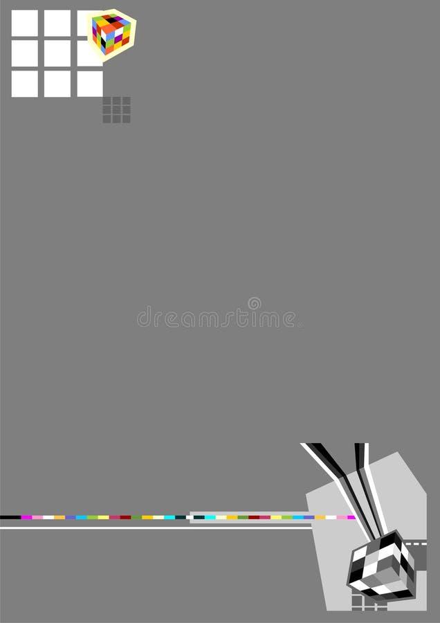 vägg för dokument med olika förslagPIXELstil arkivbilder