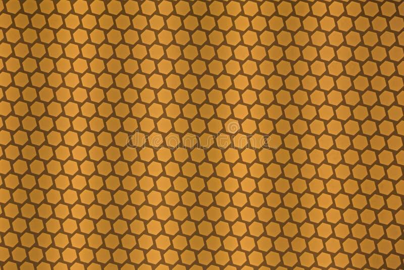 Vägg för orange gräs fotografering för bildbyråer