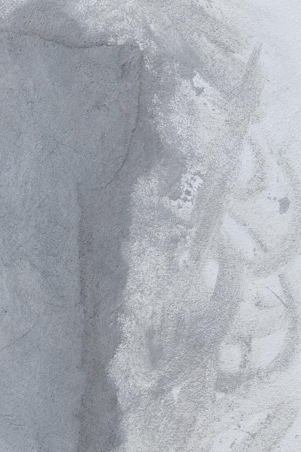 Vägg för reparationscementmortel royaltyfri foto