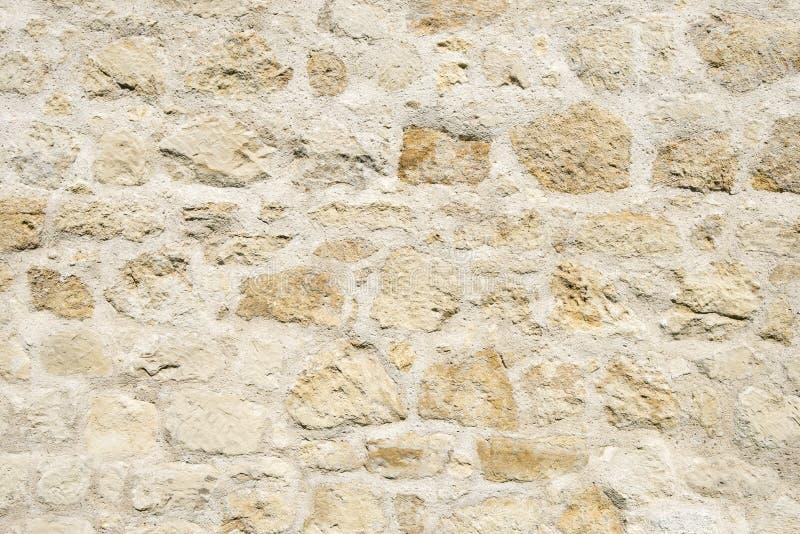 Vägg med stora stenar royaltyfria bilder
