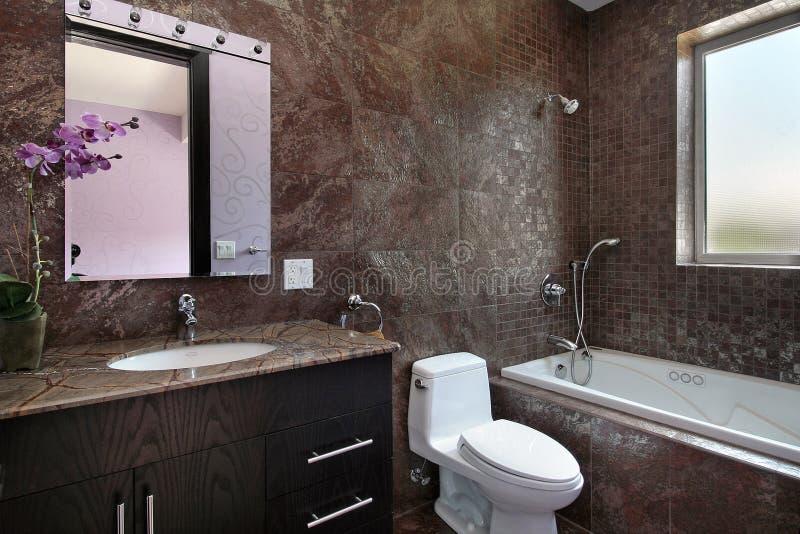 väggar för granitpulverlokal arkivfoton