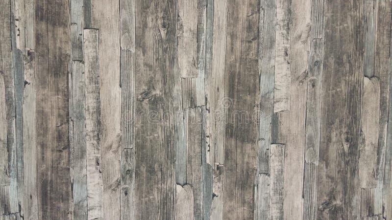 Väggarna och golven är wood royaltyfri bild