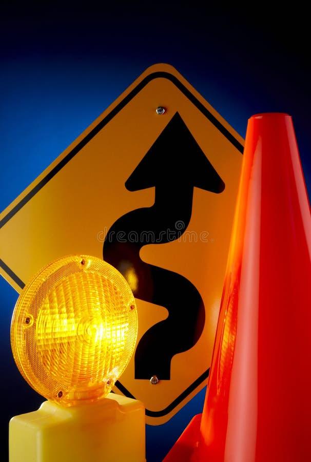 vägsymboler fotografering för bildbyråer