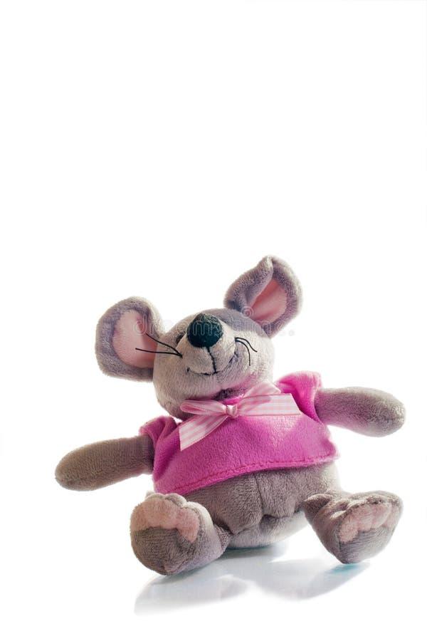 välfylld toy för mus royaltyfri bild
