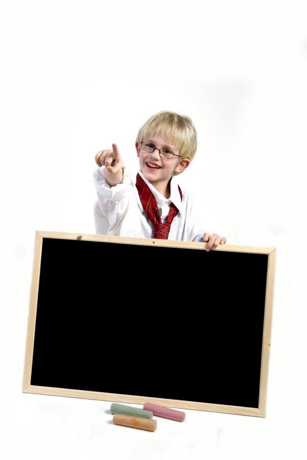 vänlig lärare arkivfoto