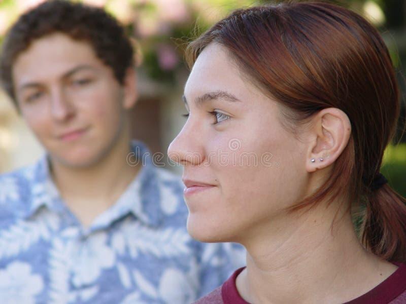 Download Vänner fotografering för bildbyråer. Bild av tonårs, flicka - 41805