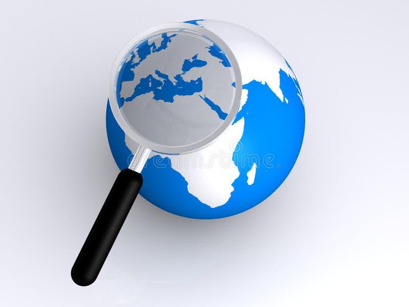 värld stock illustrationer