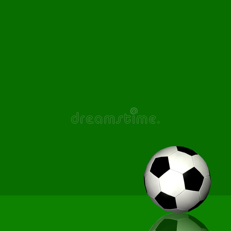 värld för koppfotbollfotboll royaltyfri illustrationer