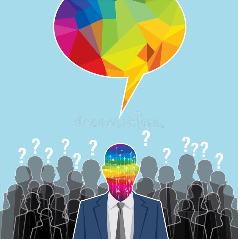 Världsomspännande kommunikation och socialt massmedia begrepp, idé vektor illustrationer