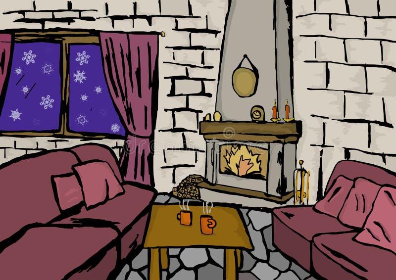 Värme av hemmet