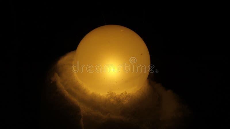 Värme bollen royaltyfria foton