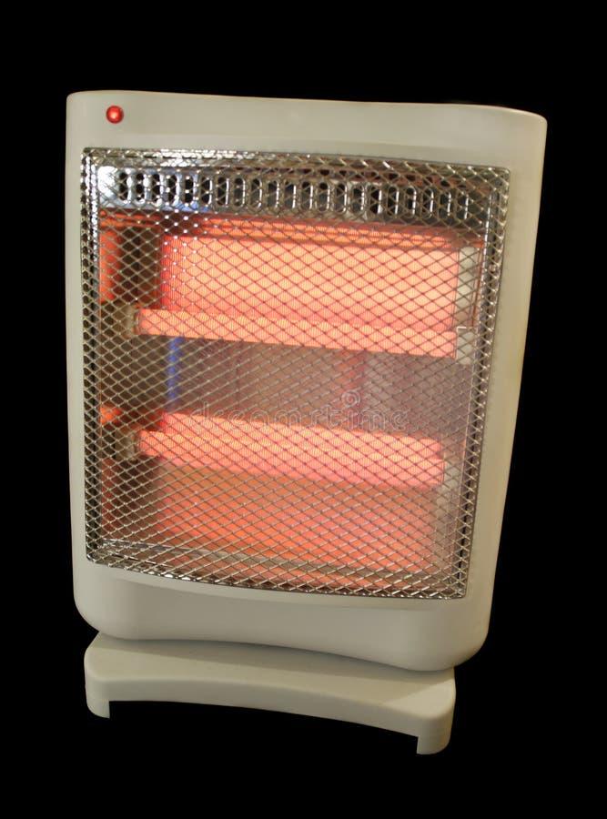 värmeapparatradiant royaltyfri fotografi