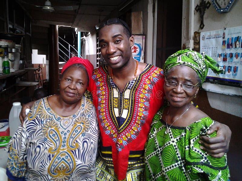 Västafrika royaltyfri foto