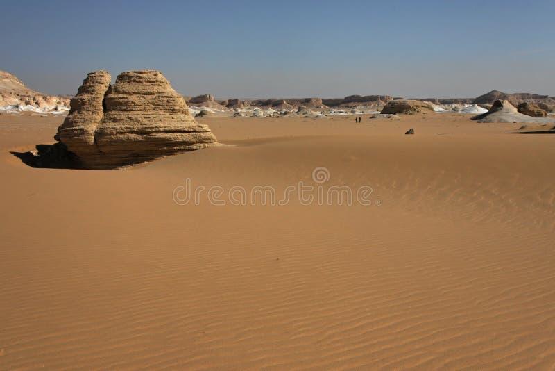 västra ökenegypt libyerer royaltyfri bild