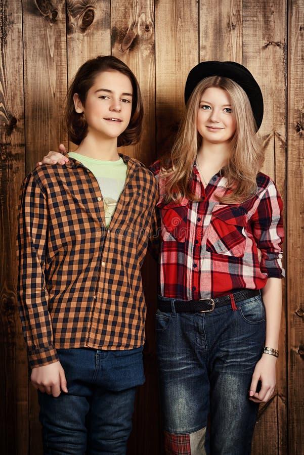 Västra jeans arkivbilder
