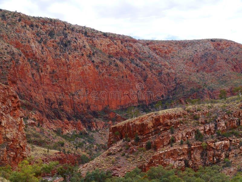 Download Västra Mcdonnell områden fotografering för bildbyråer. Bild av outback - 37344421
