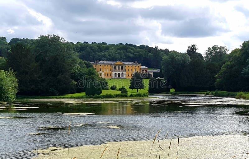 Västra Wycombe parkerar royaltyfri bild