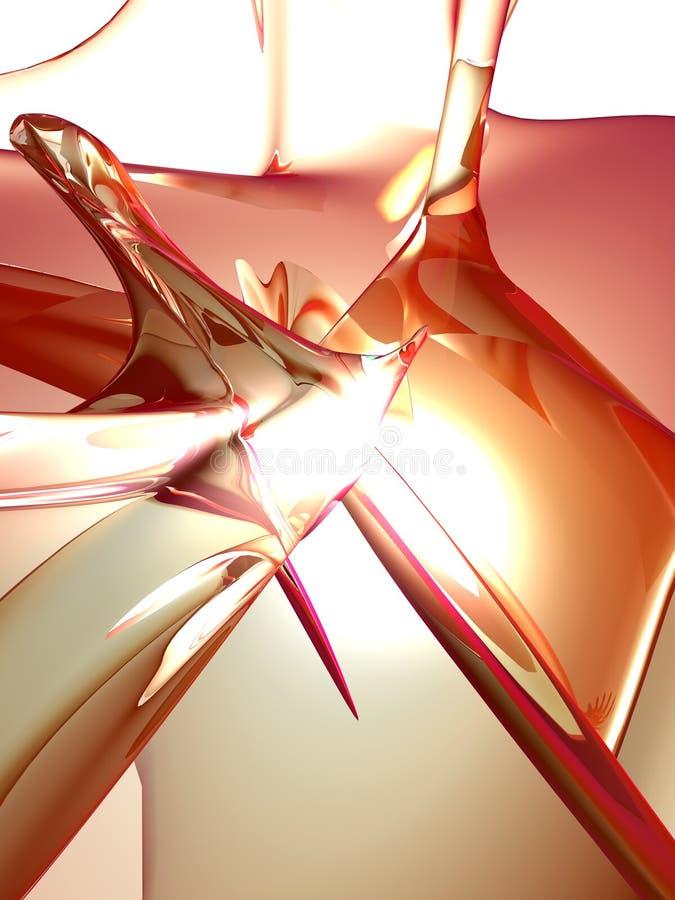 vätskeplasma vektor illustrationer