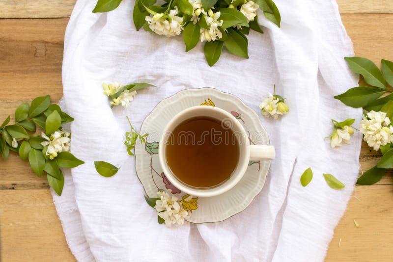Växt- sund drink för varm ljust rödbrun fruktsaft från naturen royaltyfri fotografi