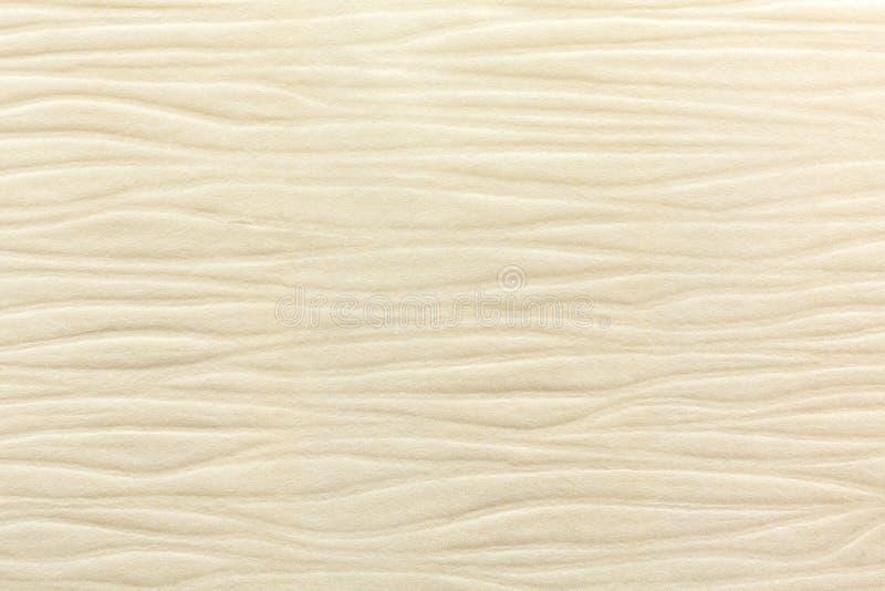 Vågor texturerat papper arkivfoto