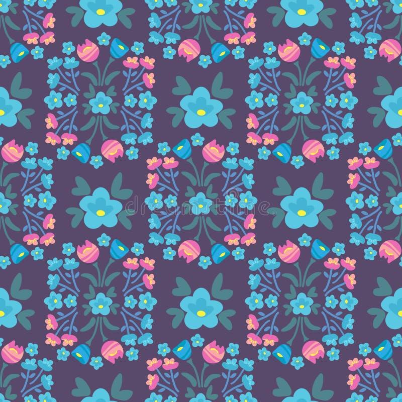 Vår flowers-25 royaltyfri illustrationer