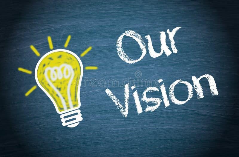 Vår visionbakgrund royaltyfri fotografi