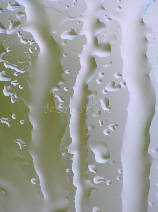 våt glass struktur royaltyfria foton