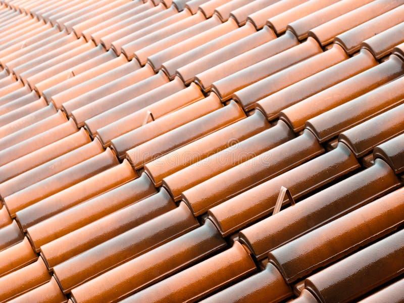 vått tak fotografering för bildbyråer