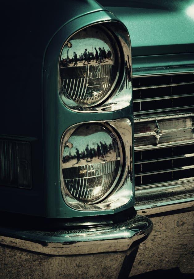 véhicule américain photographie stock