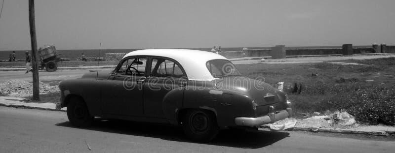 Véhicule américain d'années '50 image stock