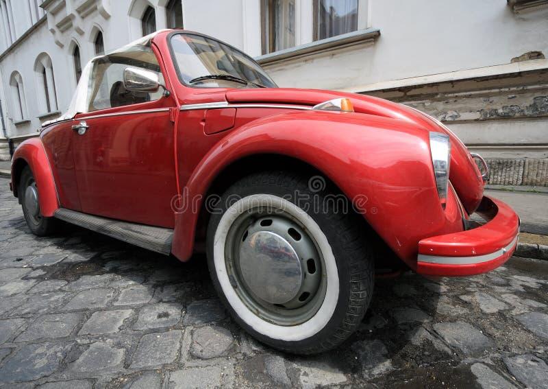 Véhicule classique à Budapest photos libres de droits
