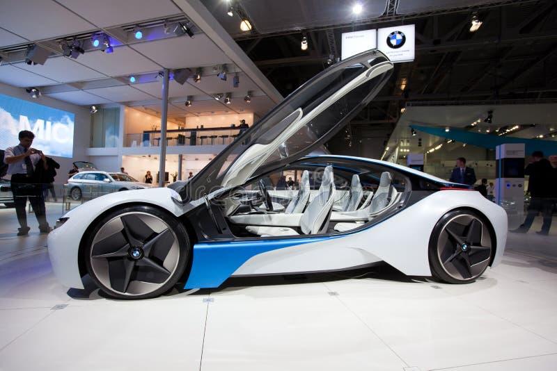Véhicule de concept de BMW images stock