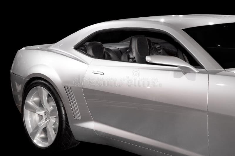 Véhicule de concept de Chevrolet Camaro images libres de droits