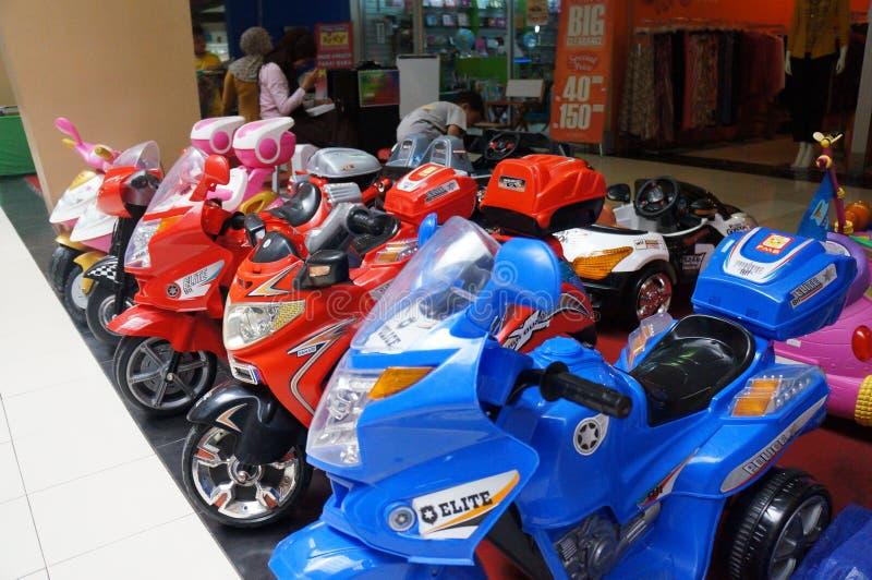 Véhicule de jouet photographie stock