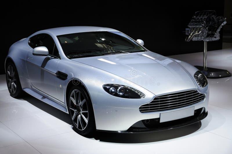 Véhicule de sport d'Aston Martin images libres de droits
