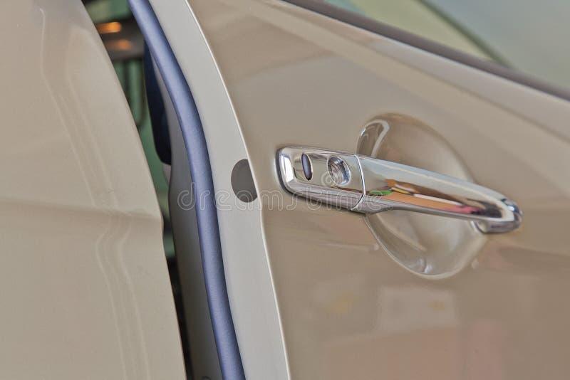 Véhicule de trappe d'un véhicule de luxe images libres de droits