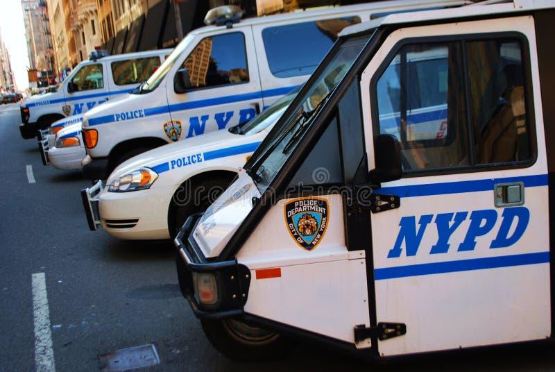 Download Véhicules De Département De Police De New York Photo stock - Image du véhicule, crime: 8653820