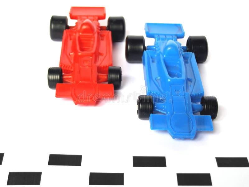 Véhicules F1 photo stock