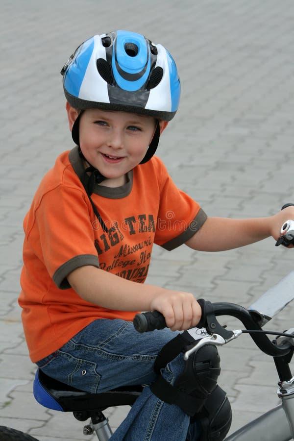 Vélo d'équitation photos stock