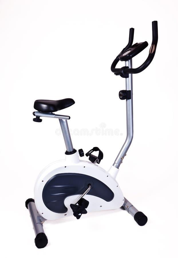 Vélo d'exercice photographie stock