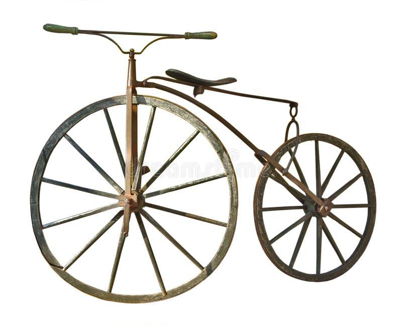 Vélo de cru photos stock