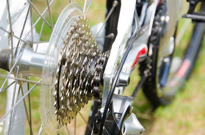 Vélo de montagne image libre de droits