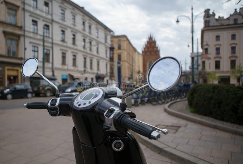 V?lo de moteur de scooter photos libres de droits