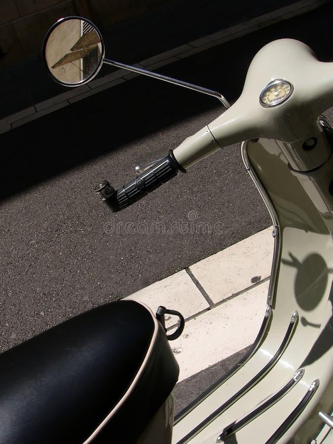 Vélomoteur images stock
